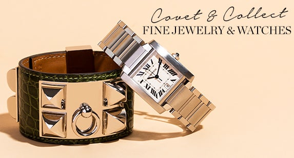 Covet & Collect: Fine Jewelry & Watches