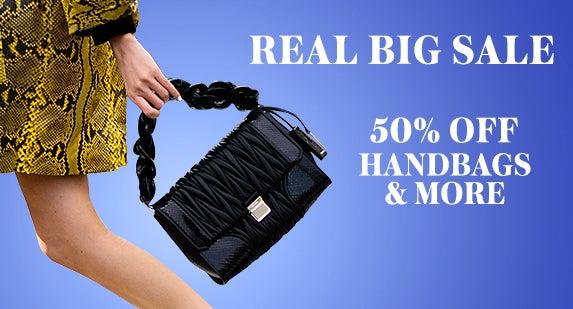 40% Off Handbags & More