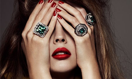 Bold Bijoux: Statement Jewels