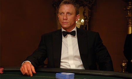 Men's RealReel: Casino Royale