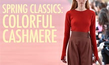 Spring Classics: Colorful Cashmere
