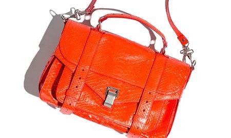 In The Bag: Ladylike Satchels