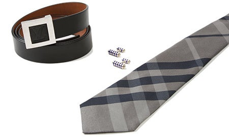The Fine Details: Men's Accessories