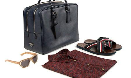 Baggage Claim: Men's Travel Essentials