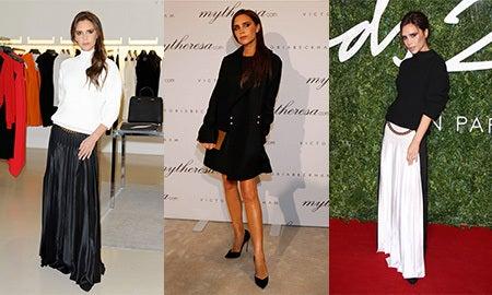 Workwear Muse: Victoria Beckham