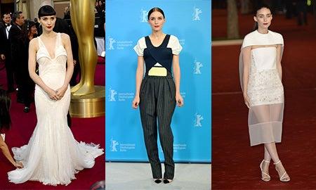 Fashion Rule Breaker: Rooney Mara