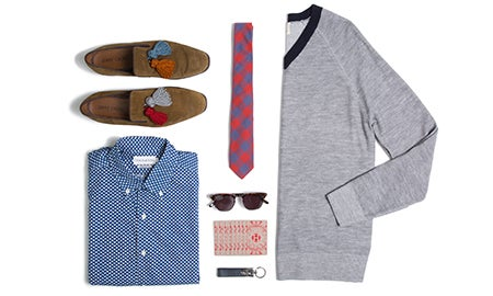 Men's Weekend Style Guide