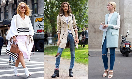 How To Wear: Spring's Best Outerwear