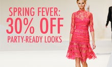 Spring Fever: 30% Off Party-Ready Looks