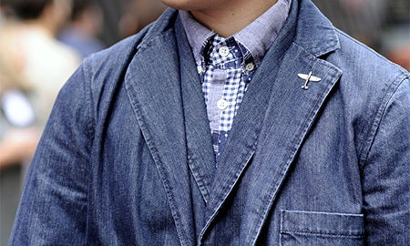 Men's: Indigo Blues