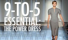 9-To-5 Essential: The Power Dress