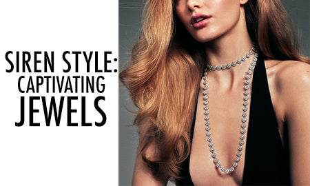 Siren Style: Captivating Jewels
