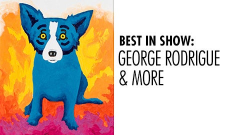 Best In Show: George Rodrigue & More