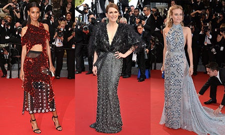 Best Dressed: Cannes Film Festival