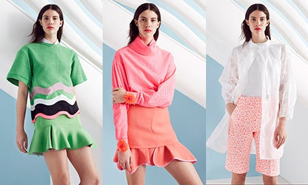 The Contemporary Edit: Pop Of Color