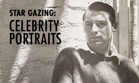 Star Gazing: Celebrity Portraits