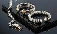 Metal Métier: Gold & Silver