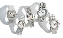 Women's Watches: Cartier, Rolex & More