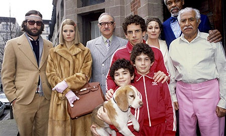 Men's RealReel: The Royal Tenenbaums