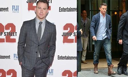 Get His Look: Channing Tatum