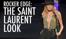 Rocker Edge: The Saint Laurent Look