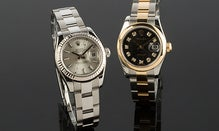 Women's Watches: Rolex, Cartier & More