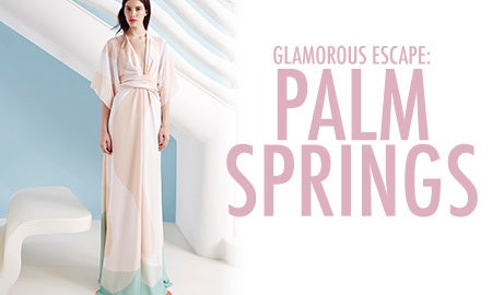 Glamorous Escape: Palm Springs