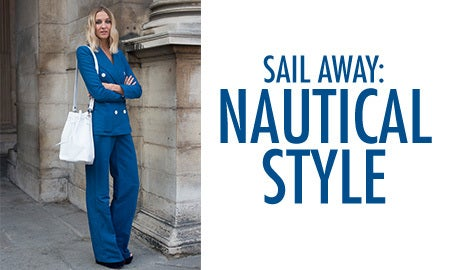 Sail Away: Nautical Style