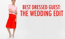 Best Dressed Guest: The Wedding Edit