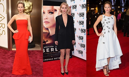 Dior Muse: Jennifer Lawrence