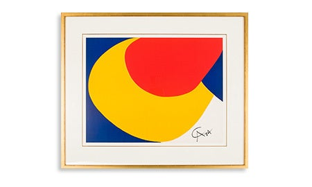 Primary Palette: Art By Calder & More