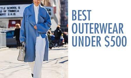 Best Outerwear Under $500