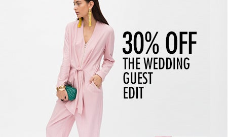 30% Off The Wedding Guest Edit