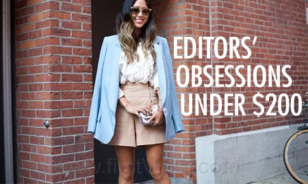 Editors' Obsessions Under $200