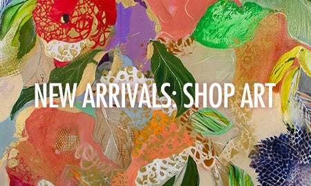 New Arrivals: Shop Art