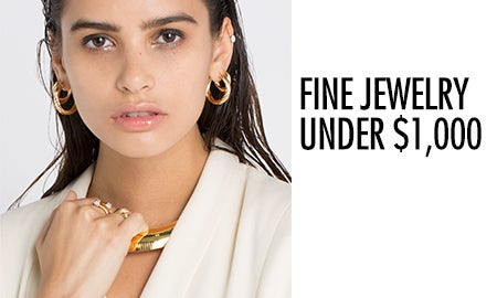 Fine Jewelry Under $1,000