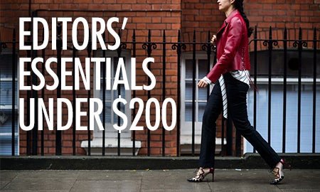 Editors' Essentials Under $200