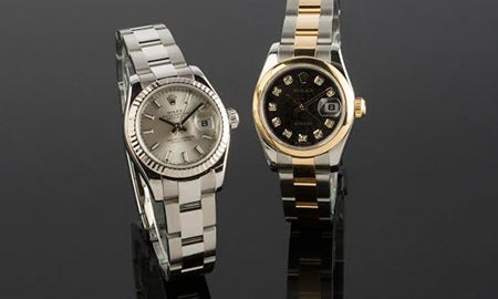 Office Hours: Rolex, Cartier & More