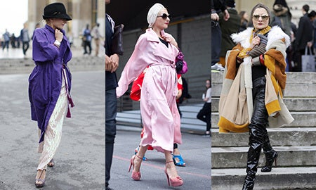 PFW Street Style Muse: Catherine Baba