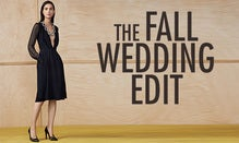 The Fall Wedding Edit