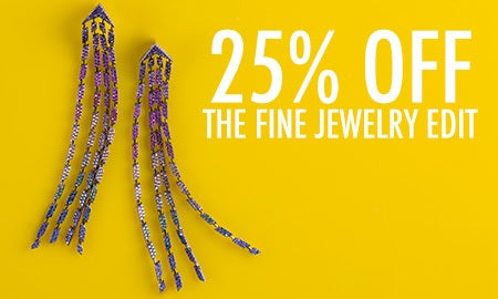25% Off The Fine Jewelry Edit