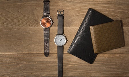 Power Hour: Men's Fine Watches