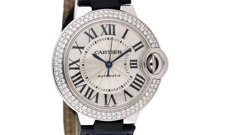 Women's Watches: Cartier & More