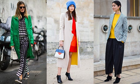 How To Wear: Bold Color For Fall