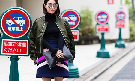 The Wear-Everywhere Piece: The Bomber Jacket
