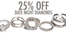 25% Off Date Night Diamonds