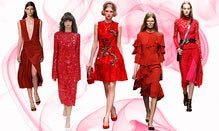 Valentine's Day Outfit Edit: The Little Red Dress