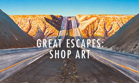 Great Escapes: Shop Art