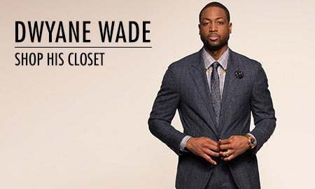 Dwyane Wade: Shop His Closet