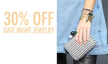30% Off Date Night Jewelry